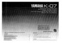 Yamaha K-07 page 1