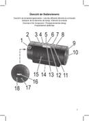 Página 3 do Clatronic MRC 832 P