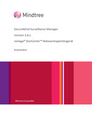 Lenovo Mindtree SecureMind Surveillance Manager Version 1.7.x sivu 1