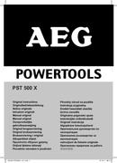 AEG PST 500 X side 1