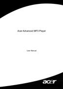 Acer Advanced sivu 1