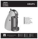 Pagina 1 del Krups Dolce Gusto Piccolo KP1006