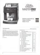 Solis Master Pro pagina 1