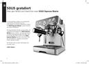 Solis Espresso Master 113 pagina 4