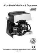 Quigg espressomaschine