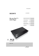 Sony BDP-S1100 side 1