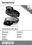 Página 1 do SilverCrest SWE 1200 C3
