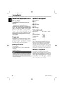 SilverCrest SSM 180 A1 sivu 5