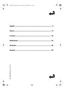 SilverCrest SSM 250 B1 sivu 2