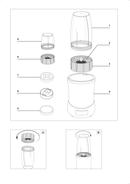 Página 2 do SilverCrest Nutrition Mixer