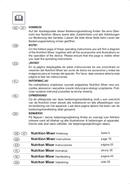 Página 3 do SilverCrest Nutrition Mixer