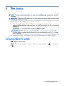 HP Slate 8 Pro sivu 5