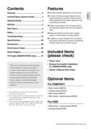 Yamaha HS7I pagină 3