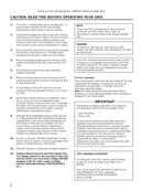 Yamaha KX-W421 sivu 2