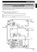 Yamaha KX-E100 page 5