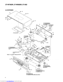 Pioneer CT-W706DR page 4