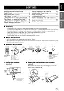 Yamaha TSX-140 sivu 5