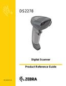 Zebra DS2278 manual