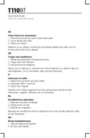 JBL T110BT manual