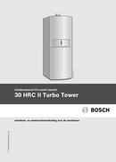 Bosch 30 HRC II Turbo Tower pagina 1