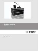 Bosch PLENA matrix page 1