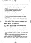 Página 3 do Magimix Le Trancheur 190