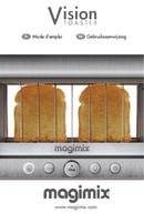 Página 1 do Magimix Vision Toaster