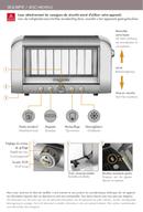 Página 3 do Magimix Vision Toaster
