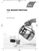 página del Solis 585 Tea Maker Prestige 1