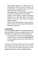 Mophie power reserve 1X page 5