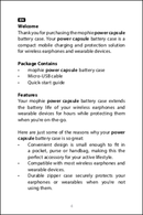 Mophie power capsule page 4