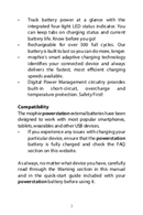 Mophie Powerstation XXL page 3