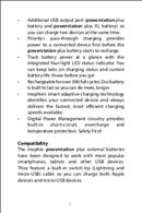 Mophie Powerstation plus XL page 5