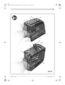 página del Bosch PCL 20 3