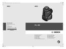 Bosch PLL 360 sivu 1