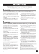 Yamaha PSR-225 page 3