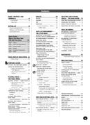 Yamaha PSR-225 page 5