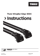 Thule WingBar Edge 959X side 1