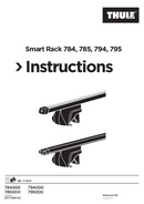 Thule Smart Rack 795 pagină 1