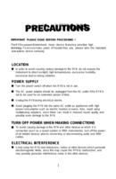 Yamaha RY-8 page 4