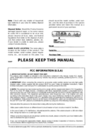 Yamaha RY-8 page 5