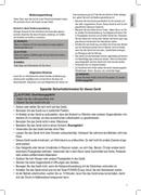 Página 5 do Clatronic LE 3612