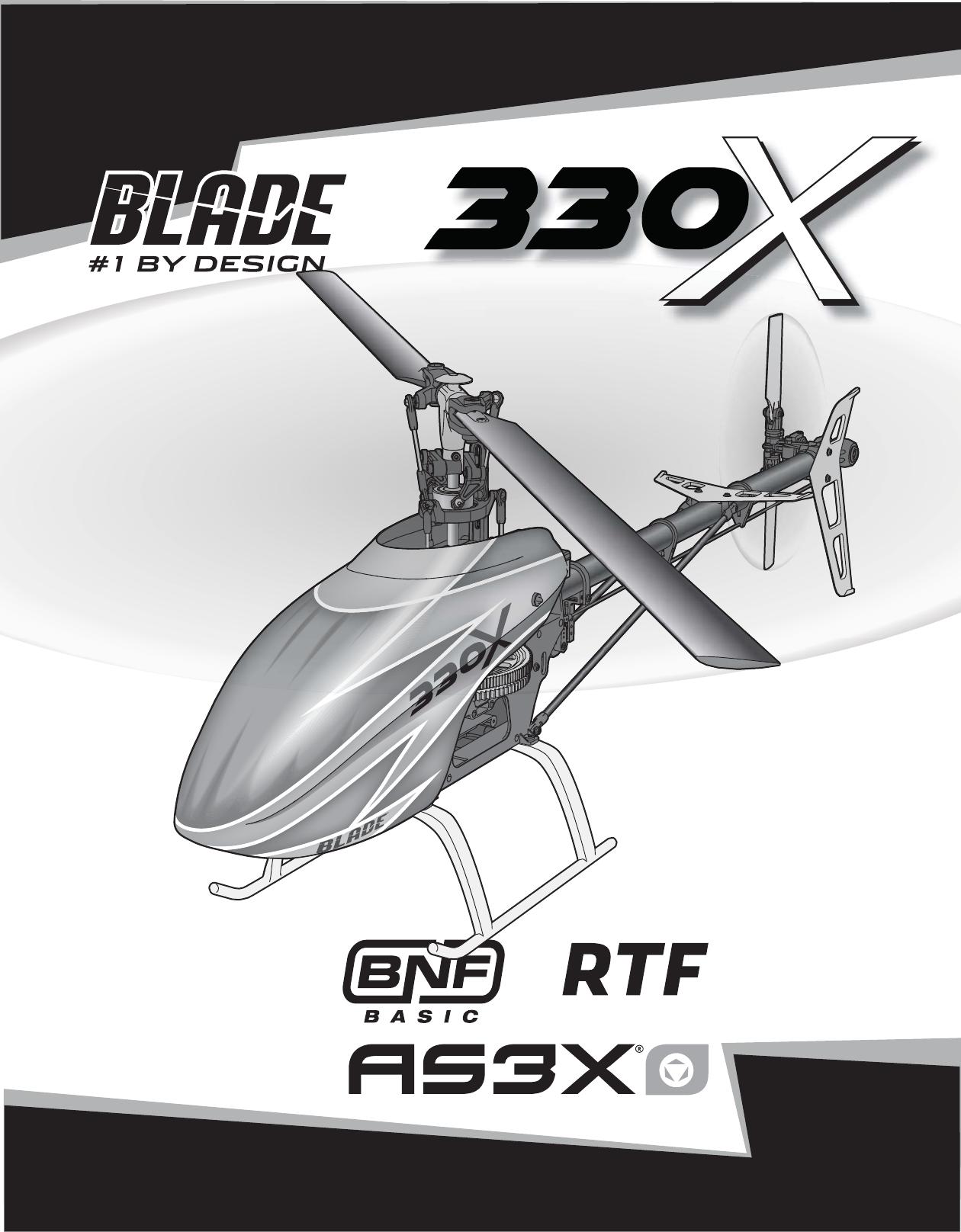 Blade 330X manual
