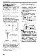 Yamaha NS-P20 pagină 5