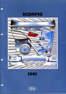 Ford Scorpio (1991) Seite 1