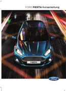 Ford Fiesta (2016) Seite 1