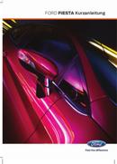 Ford Fiesta (2011) Seite 1