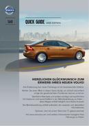 Volvo S60 (2013) Seite 1
