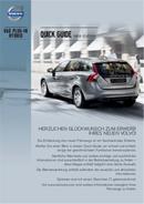 Volvo V60 Plug-in Hybrid (2013) Seite 1