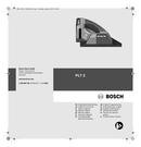 Bosch PLT 2 pagina 1